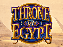 Азартная игра для Членов клуба с автоматом Throne Of Egypt